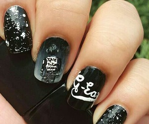 cool, nails, and perfect nails image