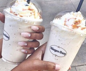 food, drink, and nails image