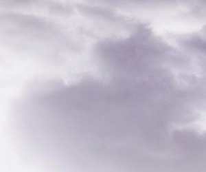 cloud, sky, and lavender image