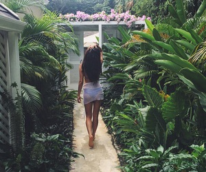 summer, shay mitchell, and nature image
