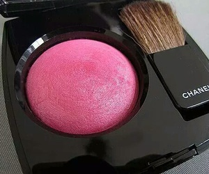 beauty, blush, and chanel image
