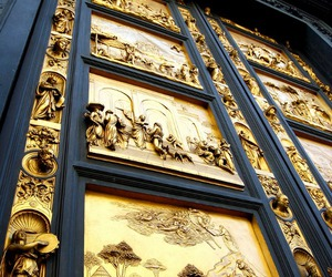 gold, art, and architecture image