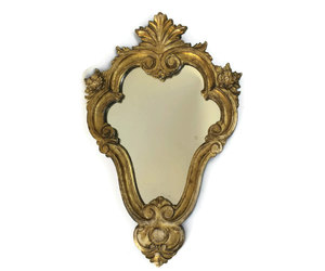 etsy, hand mirror, and bedroom mirror image