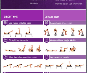 fitness, workout, and bbg image