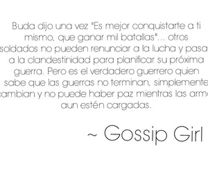 frases, gg, and gossip girl image
