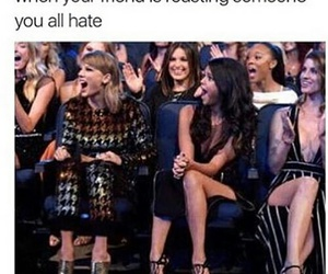 selena gomez, Taylor Swift, and funny image
