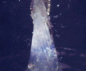 magic, dress, and fantasy image
