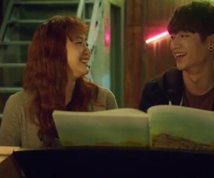 cheese in the trap, kim go eun, and kdrama image