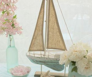 interior design, shabby, and pastel colors image