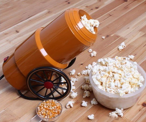 popcorn, food, and cool image