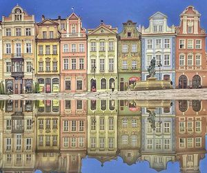 city, colours, and Houses image