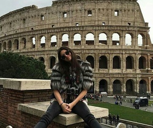 kendall jenner, rome, and model image