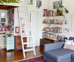 home, interior design, and studio image