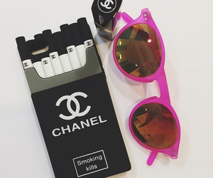 chanel, iphone, and moda image