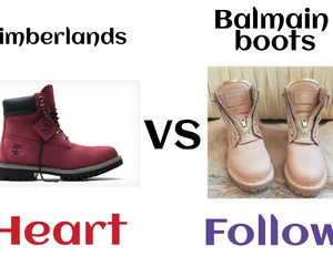 boots, shoes, and vs image