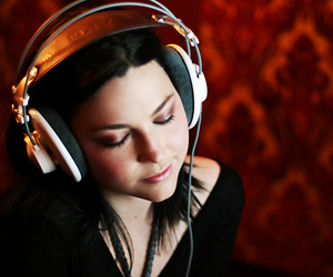 amy lee, evanescence, and music image