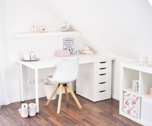girly, spring, and ikea image