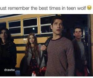 teenwolf, squad, and teen wolf image