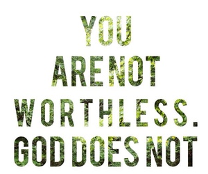 god and worthless image