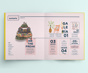 design, editorial, and gluck image