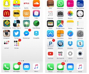 apple, layout, and phone image
