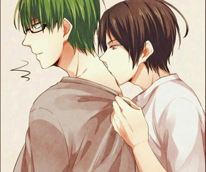 anime, bl, and takao image