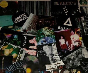 grunge, indie, and music image
