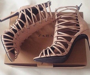 shoes, fashion, and Zara image