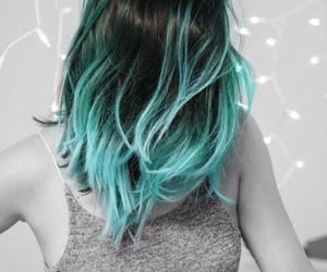color, colour, and hair image