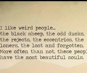 black sheep, loner, and soul image