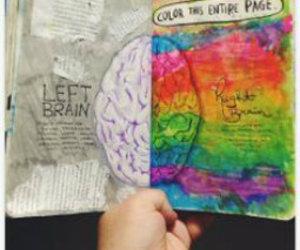 art, book, and fun image