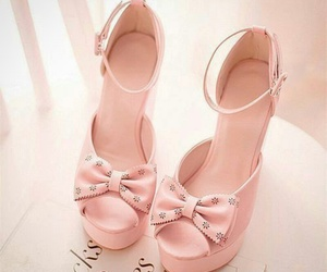 chaussures, fashion, and heels image