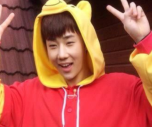 infinite, pooh, and sunggyu image