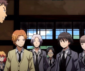 anime, assassination classroom, and isogai image