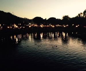 disneyland, dusk, and new orleans square image