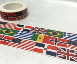 Dominican Republic, uk flag, and brazil flag image