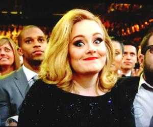 Adele, gif, and grammy image
