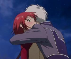 anime and akagami no shirayukihime image