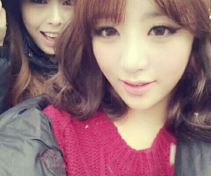 ashley, choi bitna, and ladies code image