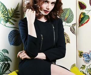 lily collins, actress, and beautiful image