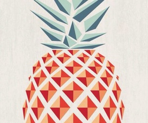 pineapple, fruit, and ananas image