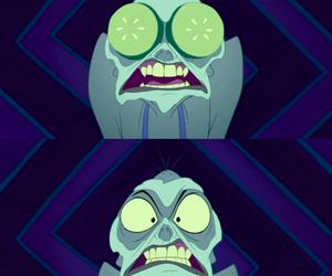 disney, mad, and yzma image