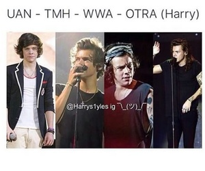 tour, uan, and Harry Styles image