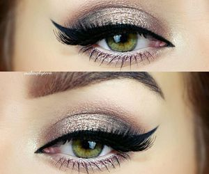 cool and makeup image