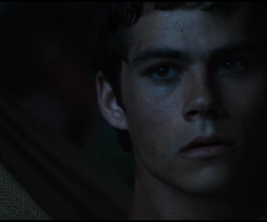 the mazerunner and dylan o¨brien image