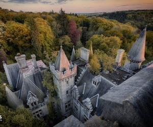 miranda castle and chateau de noisy image