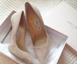 shoes, fashion, and Jimmy Choo image