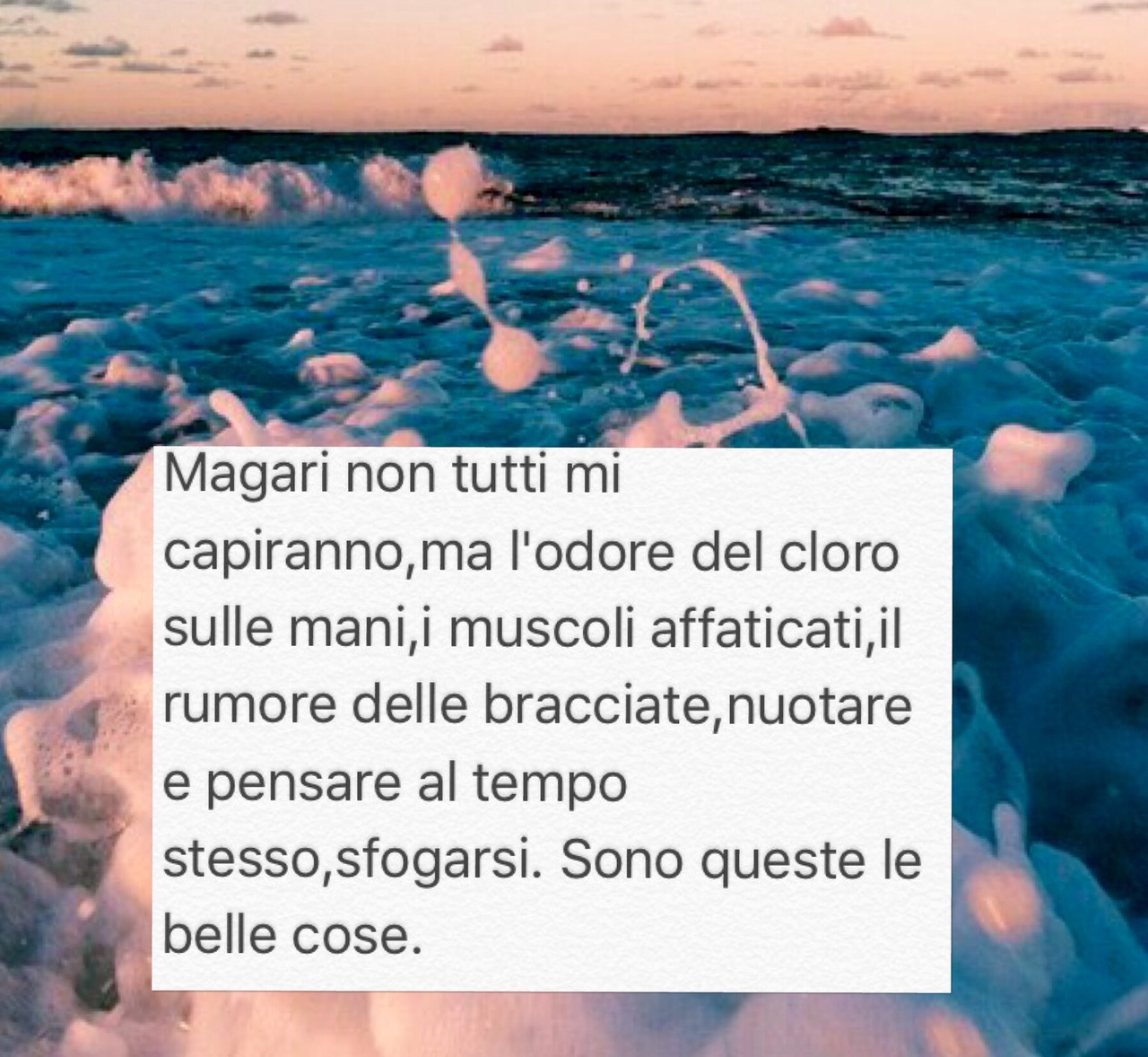 Image About Mare In Frasi By Ale On We Heart It