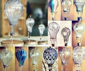 diy, creative, and lamp image