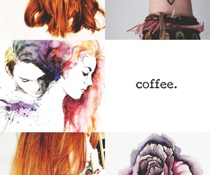 aesthetic, coffee, and the mortal instruments image